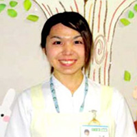 緩和ケア病棟看護師 木村 菜緒